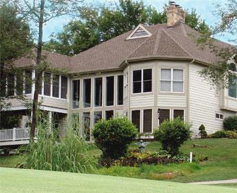 Cobblestone James Hardie Plank Siding And Sun Room Addition Stl Siding Pros 636 734 9299